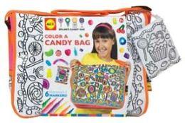 Alex Color a Candy Bag