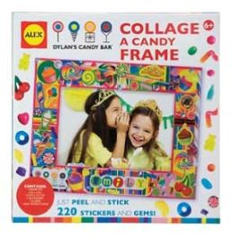 Alex Toys Dylan's Candy Bar - Collage a Candy Frame