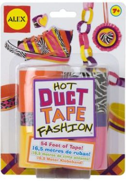 ALEX Hot Duct Tape Fashion