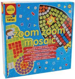 Zoom Zoom Mosaic