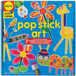Alex Toys Pop Stick Art