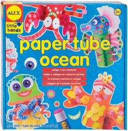 Alex Toys Paper Tube Ocean