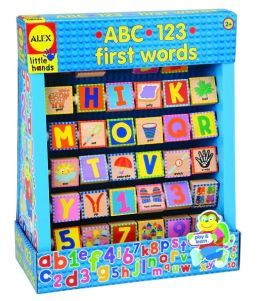 Alex Toys ABC 123/First Words
