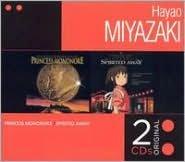 Miyazaki: Princess Mononoke / Spirited Away (Original Soundtracks)