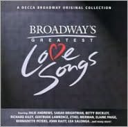 Broadway's Greatest Love Songs