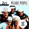 CD Cover Image. Title: 20th Century Masters - The Millennium Collection: The Best of the Village People, Artist: The Village People