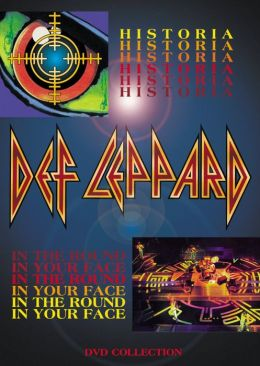 Def Leppard: Historia, In the Round and In Your Face