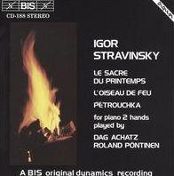 Igor Stravinsky: Le Sacre du Printemps; L'Oiseau de Feu; Petrouchka