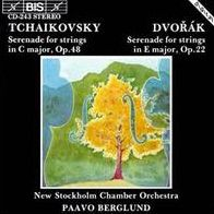 Tchaikovsky: Serenade for Strings Op. 48; Dvorák: Serenade for Strings Op. 22