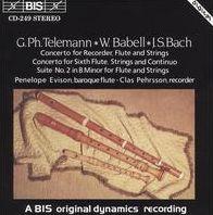Telemann, Babell & Bach