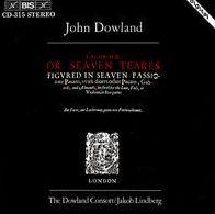 John Dowland: Lachrimæ, Or Seven Teares