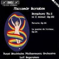 Alexander Scriabin: Symphony No. 2; Rêverie; Le Poème de l'exatse