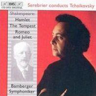Tchaikovsky: Hamlet; The Tempest; Romeo & Juliet