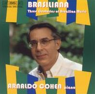 Brasiliana: Three Centuries of Brazilian Music