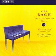 C.P.E. Bach: The Solo Keyboard Music, Vol. 17