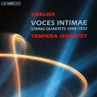 Sibelius: Voces Intimae
