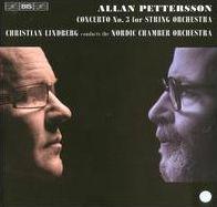 Allan Pettersson: Concerto No. 3 for String Orchestra