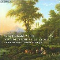 Händel: Neun Deutsche Arien; Gloria