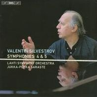 Valentin Silvestrov: Symphonies Nos. 4 & 5