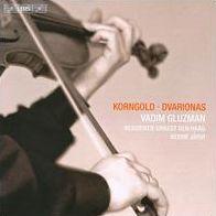 Korngold & Dvarionas: Violin Concertos