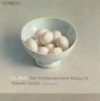 J.S. Bach: Das Wohltemperierte Klavier II
