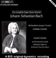 Bach: The Complete Organ Music, Vol. 1