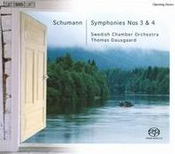 Schumann: Symphonies Nos. 3 & 4