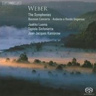 Weber: The Symphonies; Bassoon Concerto; Andante e Rondo Ungarese