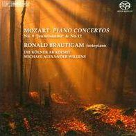 Mozart: Piano Concertos No. 9