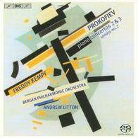 Prokofiev: Piano Concerto Nos. 2 & 3; Piano Sonata No. 2