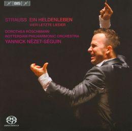 Strauss: Ein Heldenleben; Vier Letzte Lieder