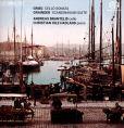 CD Cover Image. Title: Grieg: Cello Concerto; Grainger: Scandinavian Suite, Artist: Andreas Brantelid