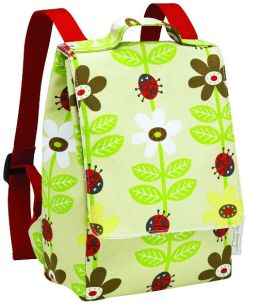 SugarBooger Retro Play Pack Backpack - Lady Bug