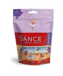 Dance 100 Piece Travel Puzzle
