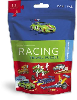 Racing Travel Puzzle