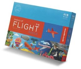 History of Flight 60 Piece Travel Puzzle