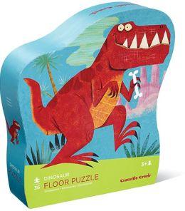 Baby Dinosaur 36 Piece Shaped Box Floor Puzzle