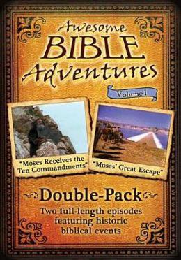 Awesome Bible Adventures, Vol. 1