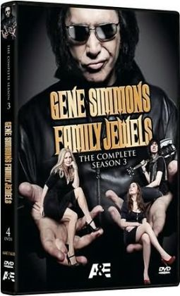 Gene Simmons Family Jewels: Complete Season Three