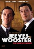 Video/DVD. Title: Jeeves &amp; Wooster - The Complete Series