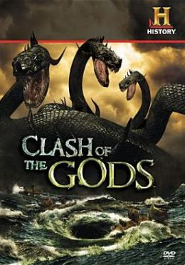 Clash of the Gods: Complete Season 1 (3pc)