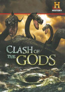Clash of the Gods: Complete Season 1 (3pc)