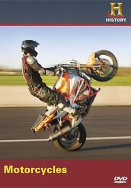 Modern Marvels: Motorcycles
