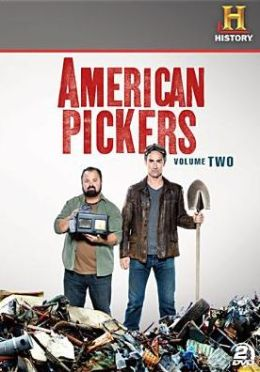 American Pickers: Complete Season 2