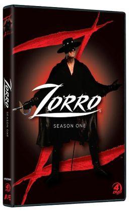Zorro: the Complete Season 1