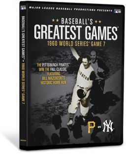 MLB: Baseball's Greatest Games - 1960 World Series Game 7