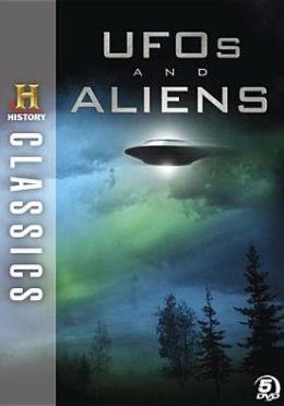 History Classics: Ufos & Aliens (5pc)