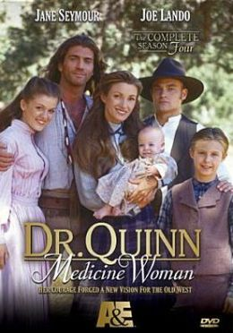 Dr. Quinn, Medicine Woman: the Complete Season 4