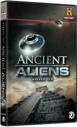 Ancient Aliens: Complete Season 2