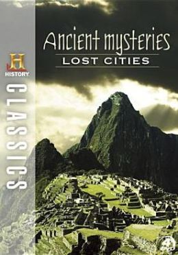 Ancient Mysteries: Lost Cities (4pc)